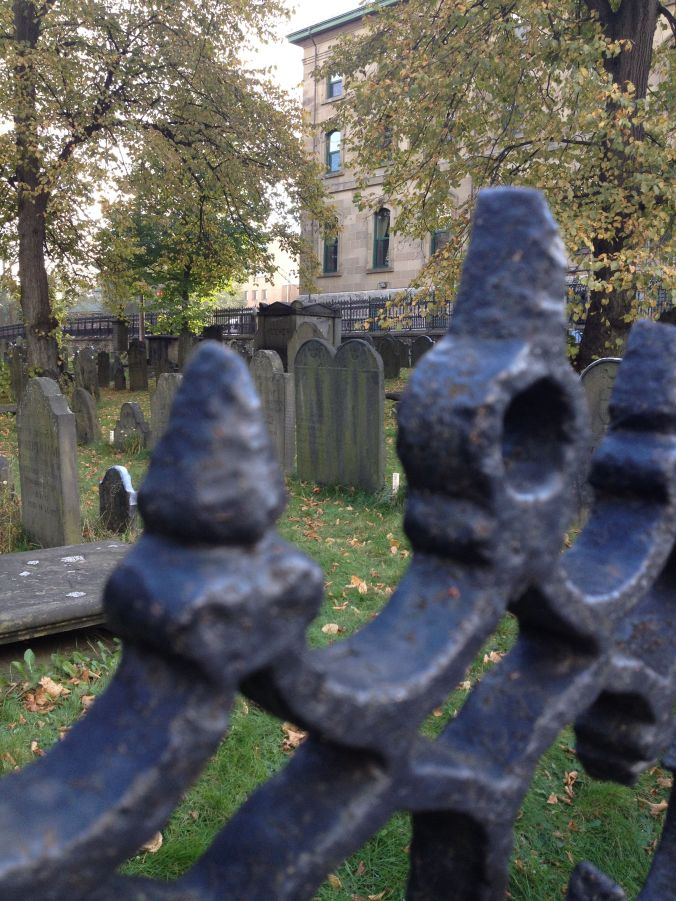 Halifax, le cimetière de SpringGarden