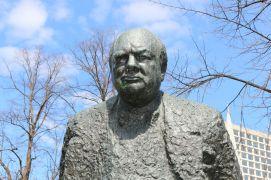 Churchill, l'Homme qui Marche
