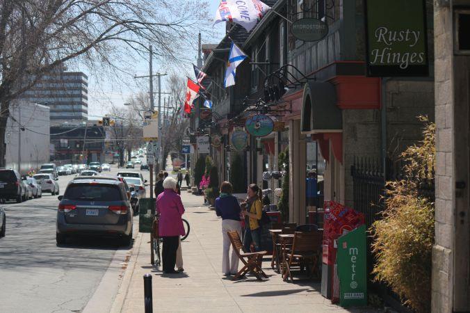 Halifax rue Hydrostone
