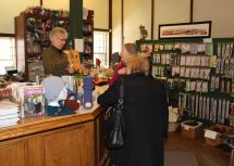 Halifax Yarn shop 1